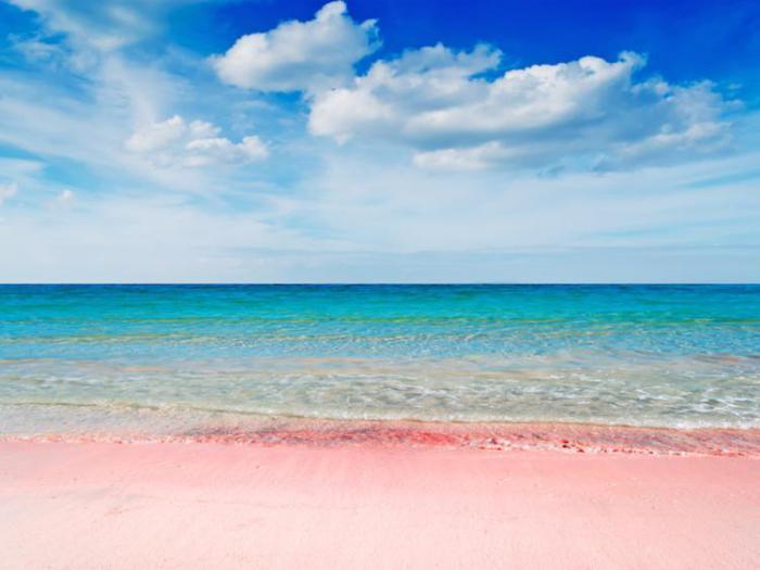 изумительный итальянский пляж