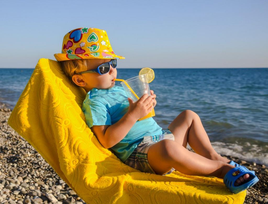 Пляжный отдых с детьми - это реально. Советы для тех, кто решил отдохнуть в России