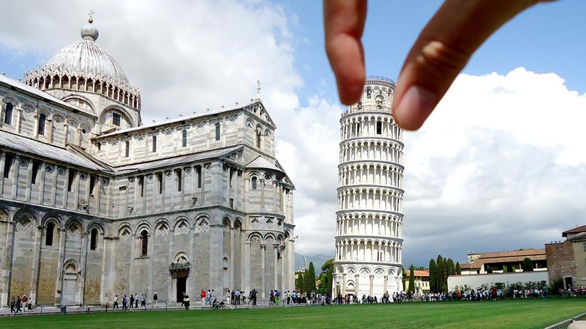 Все знают об одной из главных достопримечательностей Италии — Пизанской башне, но мало кто был внутри: фото