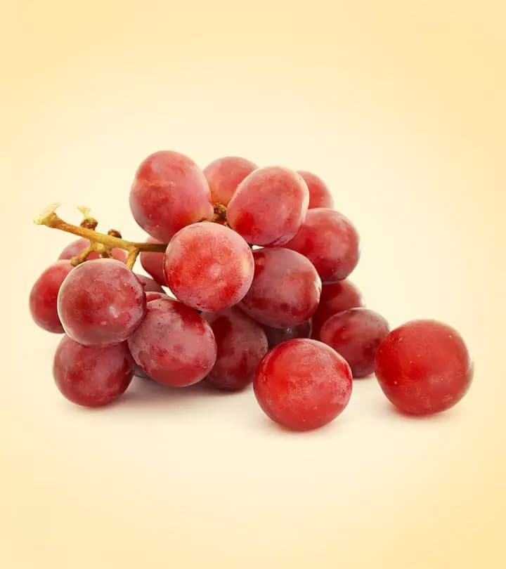 Предотвращает старение и защищает от инфекций: почему виноград должен быть красным