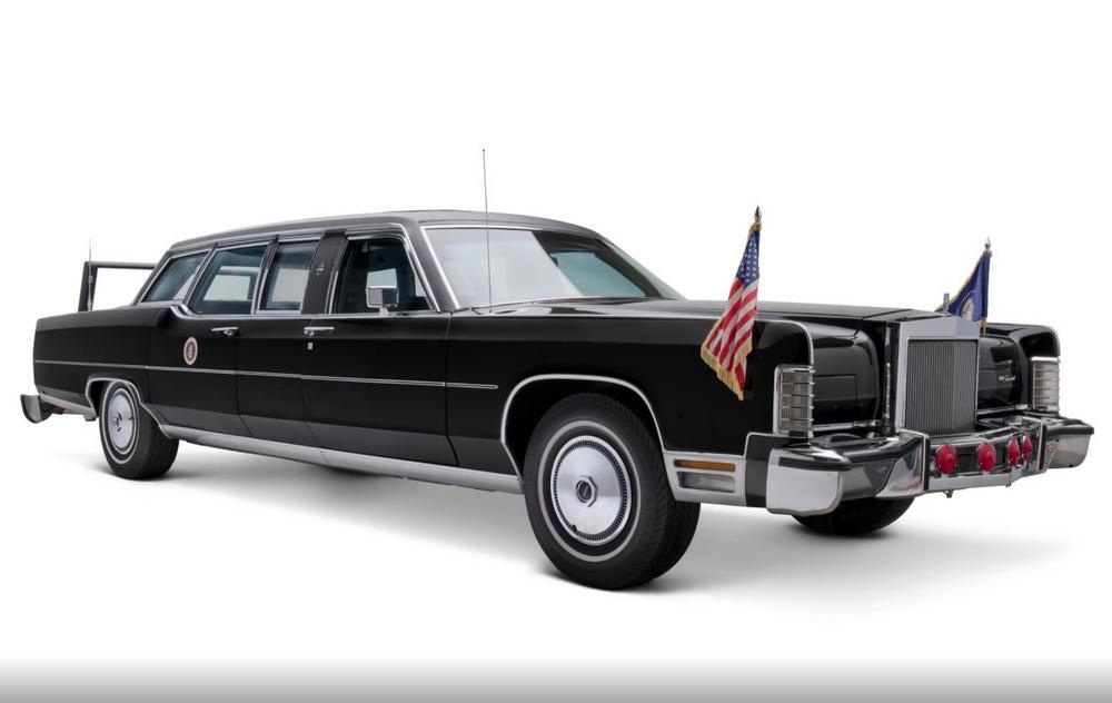 На чем ездил Рональд Рейган: он не владел огромной коллекцией машин, но несколько интересных экземпляров у него было