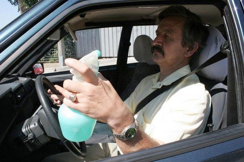 ГИБДД Москвы подготовила советы для водителей, какпережить аномальную жару