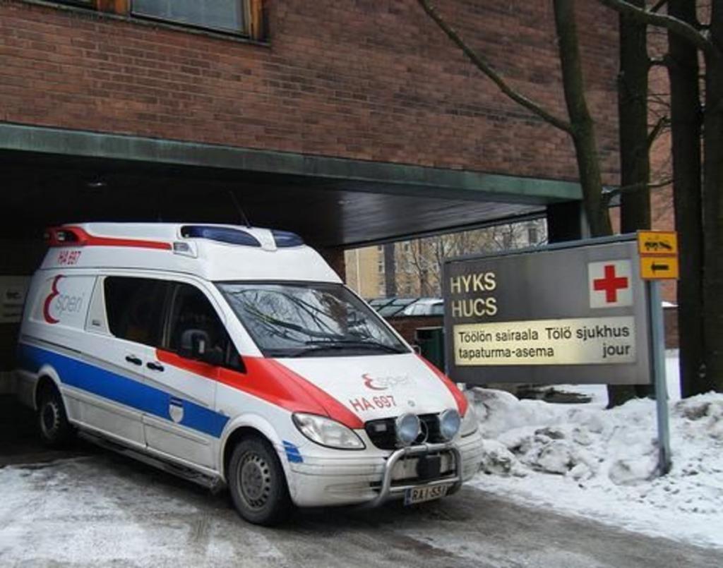 Как в разных странах выглядит социальный транспорт - машины скорой помощи и школьные автобусы