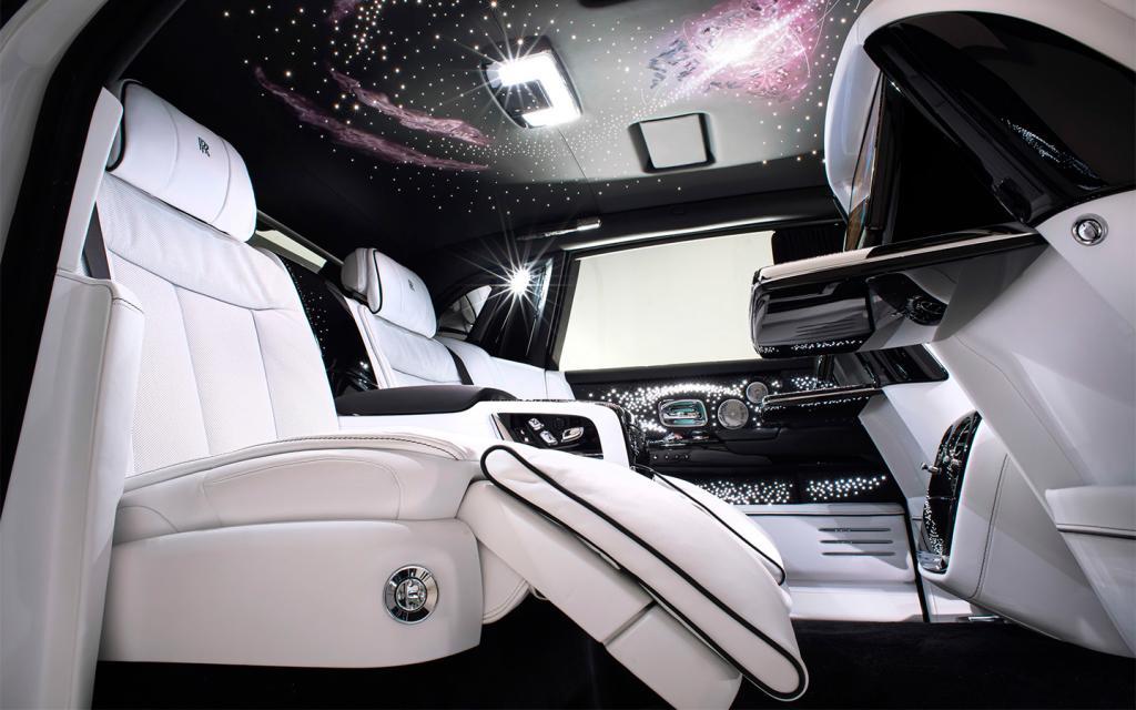 Издание Bloomberg назвало автомобили с самыми комфортабельными и технологичными креслами