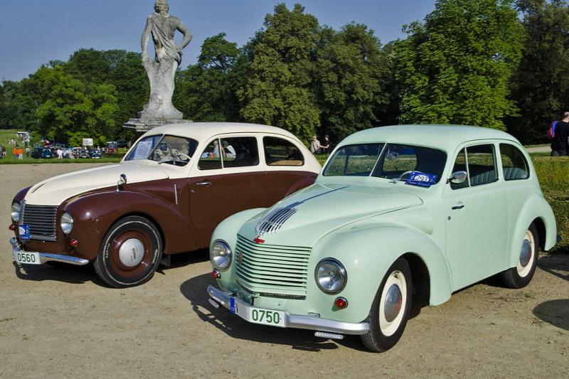 Малоизвестная Jawa: Minor – автомобили легендарного производителя мотоциклов, чей выпуск запретили в оккупированной Чехословакии