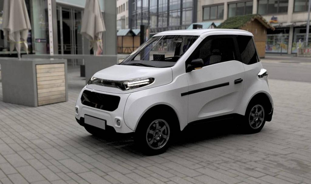 К концу 2021 года российский электромобиль Zetta будут собирать серийно
