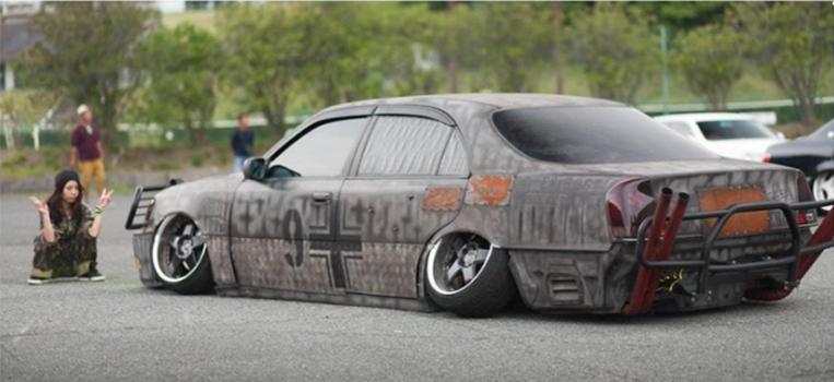 Декотора и другие невероятные тенденции тюнинга автомобилей в Японии