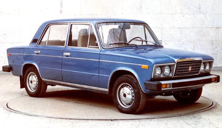 Шесть авто из России, которые желают получить водители Запада