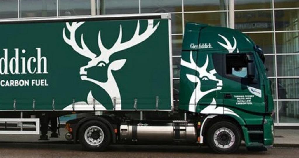 В Шотландии появятся грузовики, работающие на отходах от производства виски