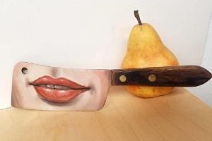 Эта художница превращает выброшенные вещи в произведения искусства