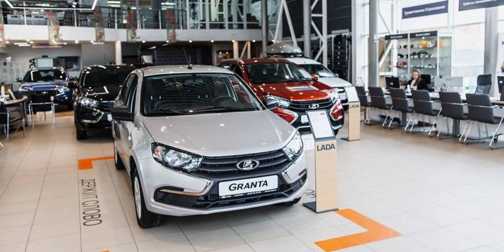 В России образовался дефицит автомобилей Lada