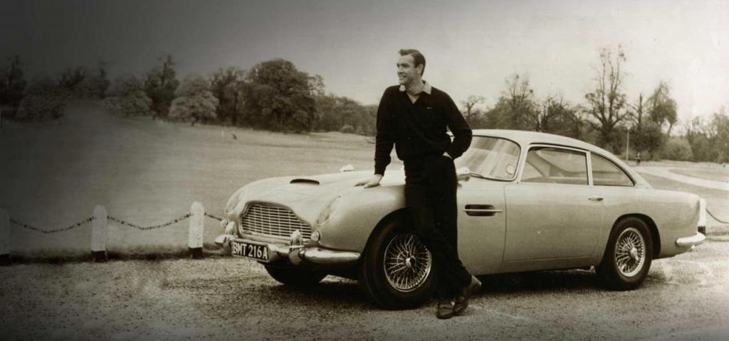 Через 25 лет после исчезновения появится в кино: найдена легендарная машина Джеймса Бонда