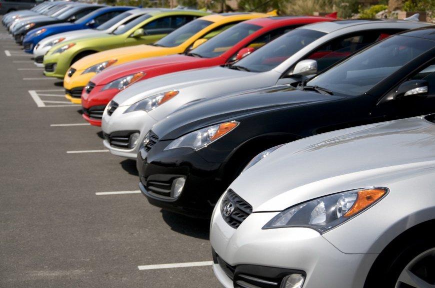 Авто какого цвета покупают россияне: как выбор зависит от характера водителя