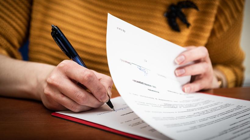 Банки смогут отказаться от бумажных договоров