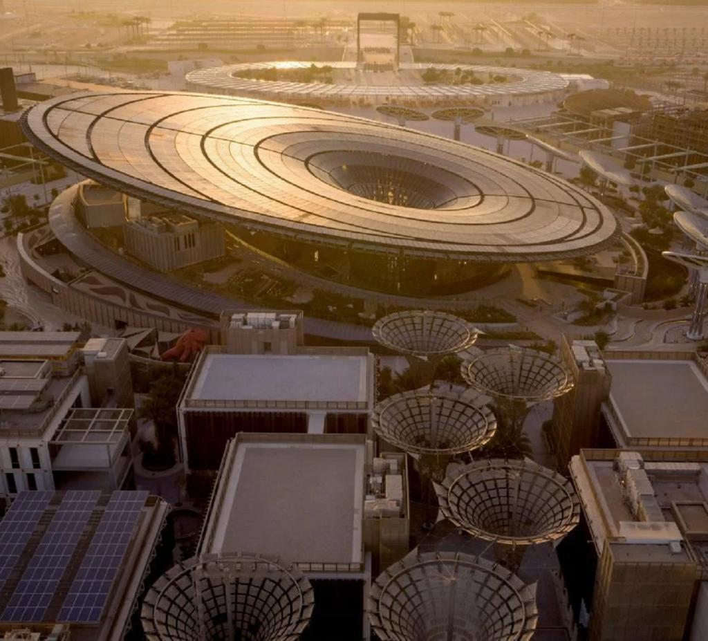"""Архитекторы спроектировали """"Энергетическое дерево"""" для выставки Dubai Expo. Как выглядит масштабный проект"""