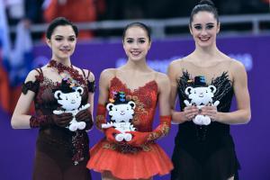 Лучшие костюмы фигуристок на Олимпийских играх в Пхенчхане: 20 фото