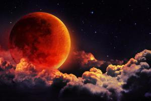 10 малоизвестных жутких фактов о Луне