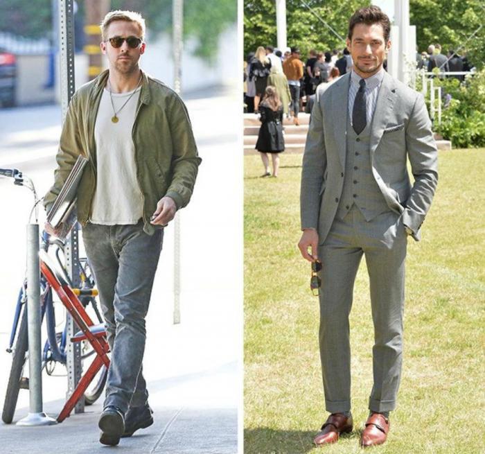 одежда мужчин