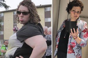 Благодаря этим трем советам диетолога женщине удалось похудеть почти на 70 кг!