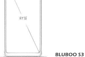 Новые интригующие подробности о BLUBOO S3