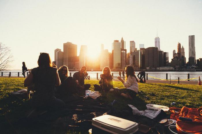 пикник парк