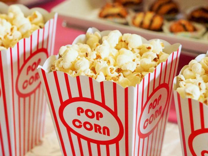 попкорн кино