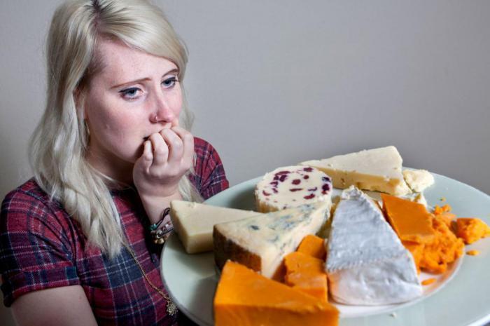 Найдивніші фобії, пов'язані з їжею - vsyachyna.com