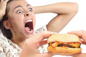 Самые странные фобии, связанные с едой