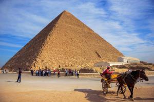 Пустота в Великой пирамиде может скрывать трон из метеорита