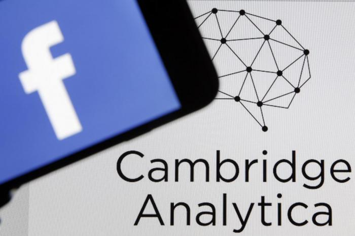 Скандал с Cambridge Analytica