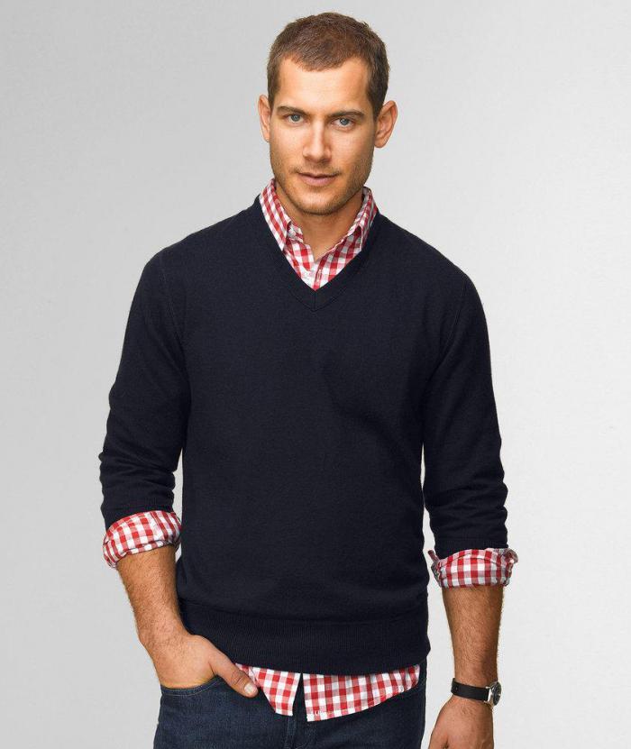 фото мода рубашки под свитера фото новинок поделок