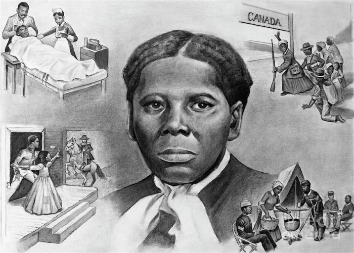 a speech from harriet tubman a woman who led 300 fugitive slaves to freedom Harriet tubman (born araminta ross, c 1822 – march 10, 1913) was an american abolitionist and political activist born into slavery, tubman escaped and subsequently made some thirteen missions to rescue approximately seventy enslaved people, family and friends, using the network of antislavery activists and safe houses known as the.