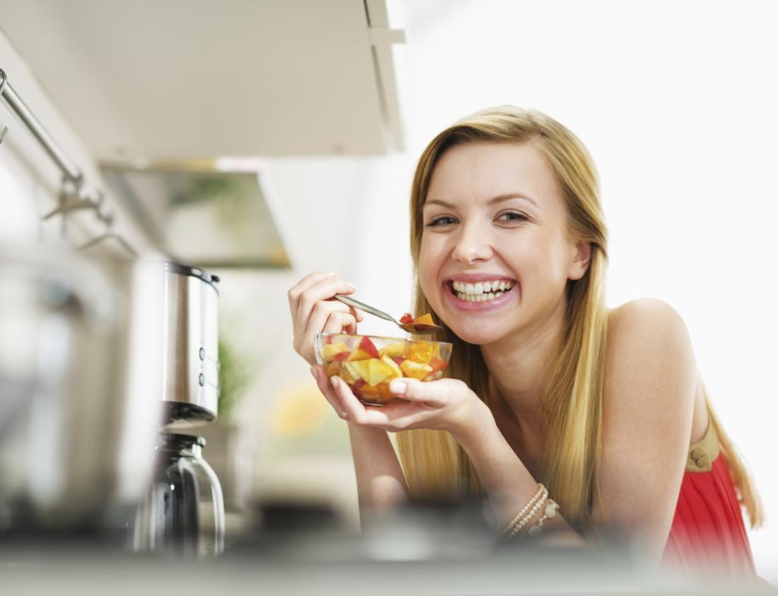Здоровое питание подростков для похудения