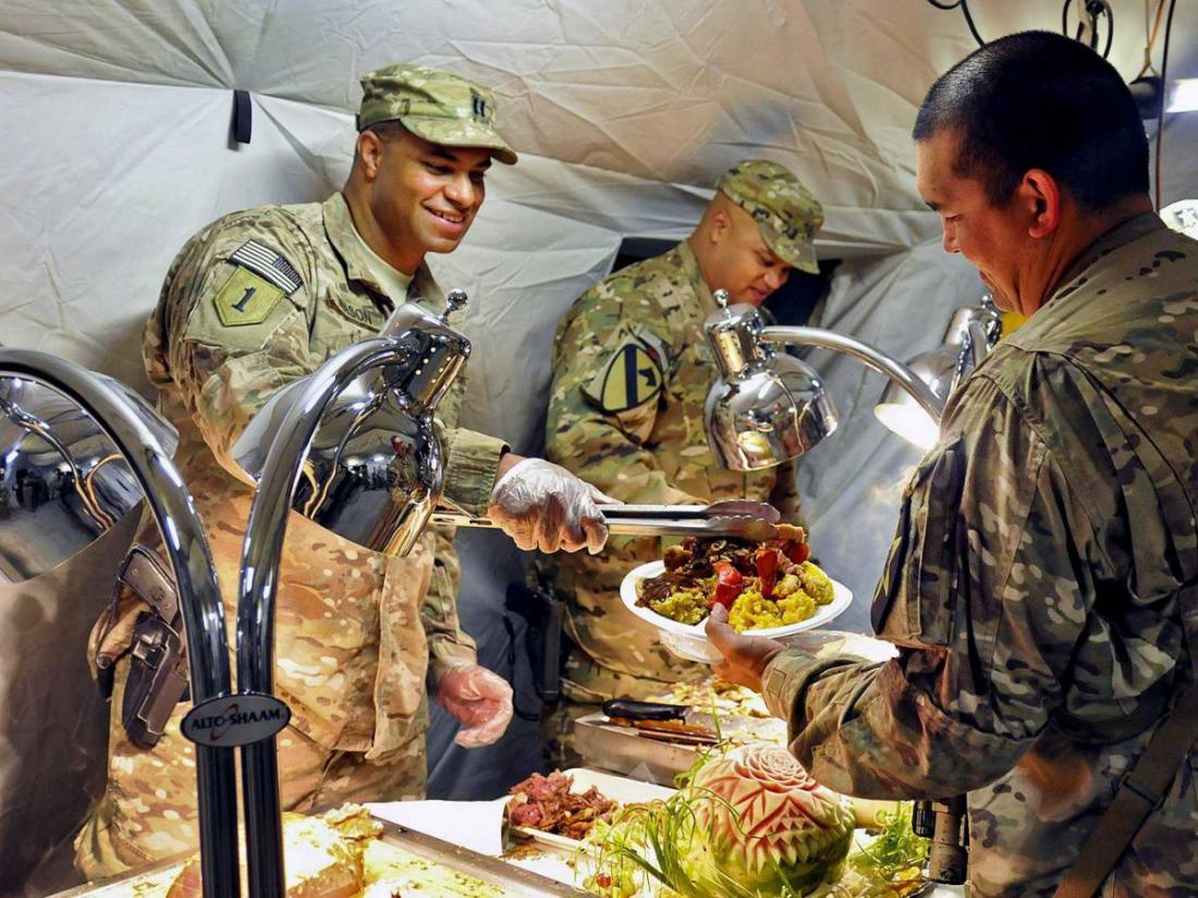 отличных фото питание армии сша постороннему