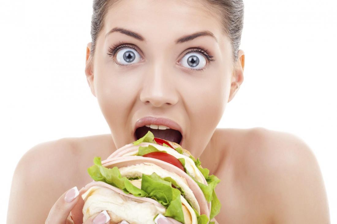 Как победить аппетит похудеть