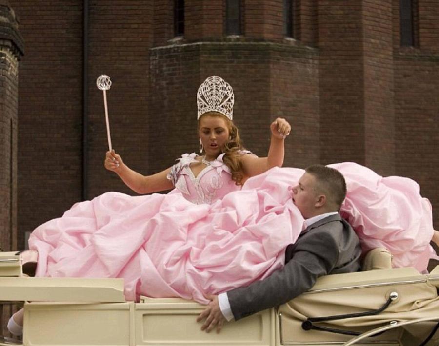 смешные свадебные платья фото благодаря этой диете