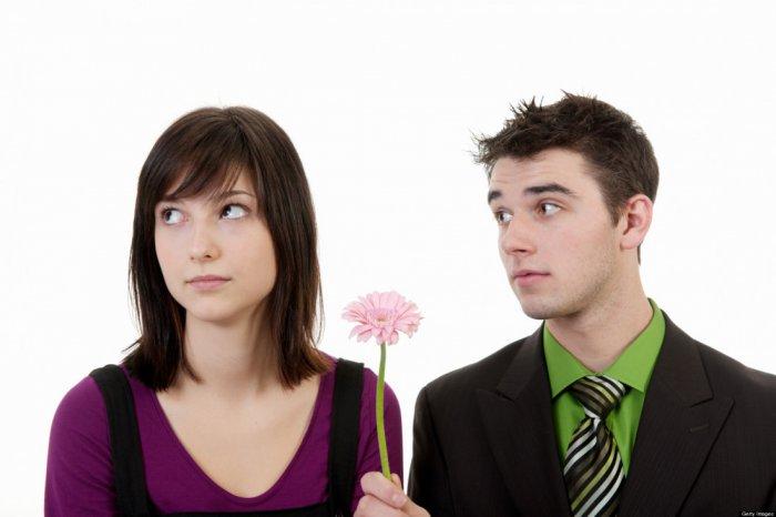 Страх при знакомстве с женщиной