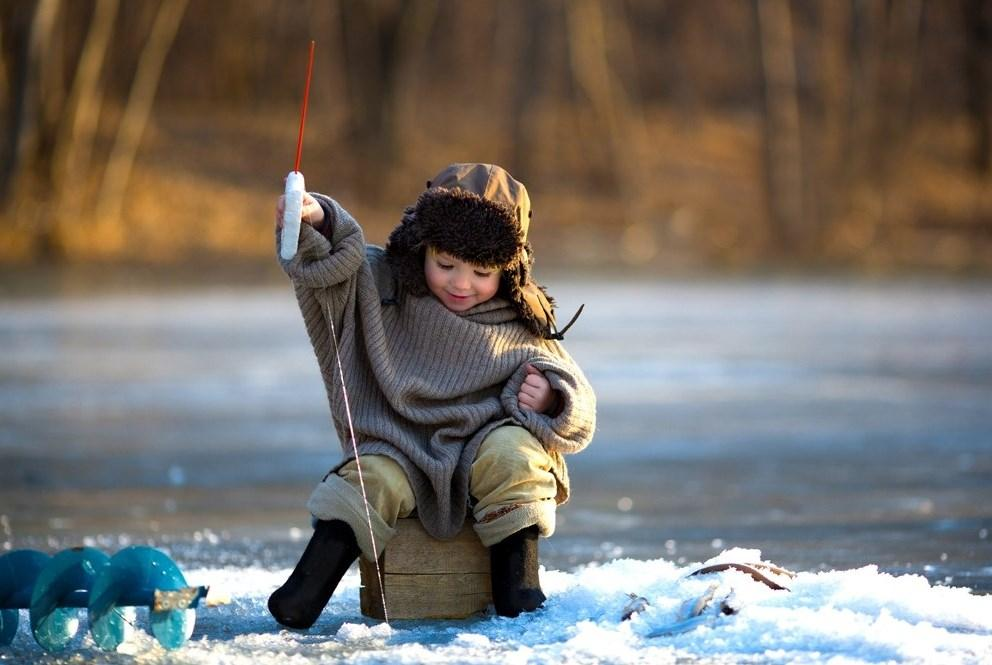 Почтовых, картинки с рыбалкой зимней