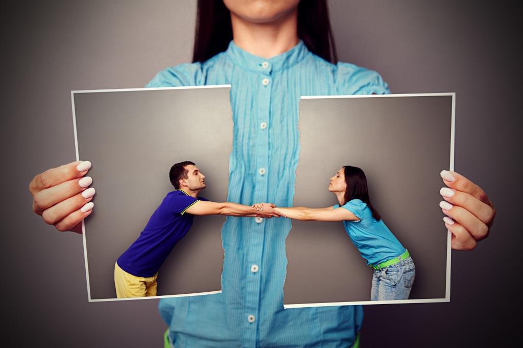 Медитация после разрыва отношений