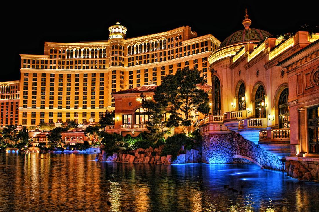 Las vegas bellagio casino