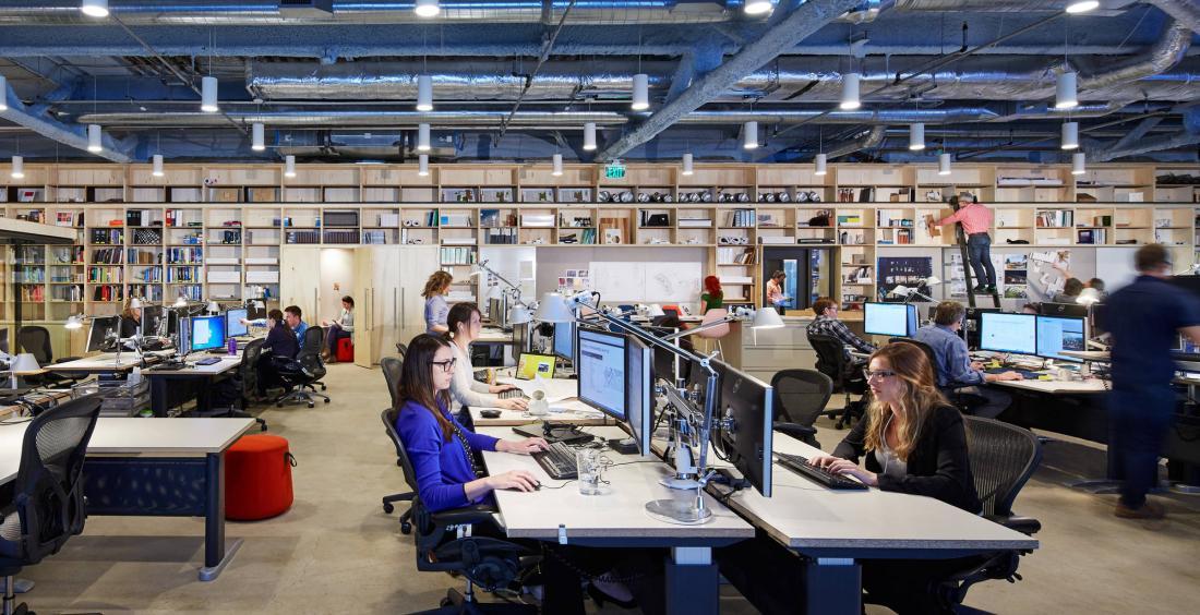 Как сосредоточиться на работе в офисе открытого типа?
