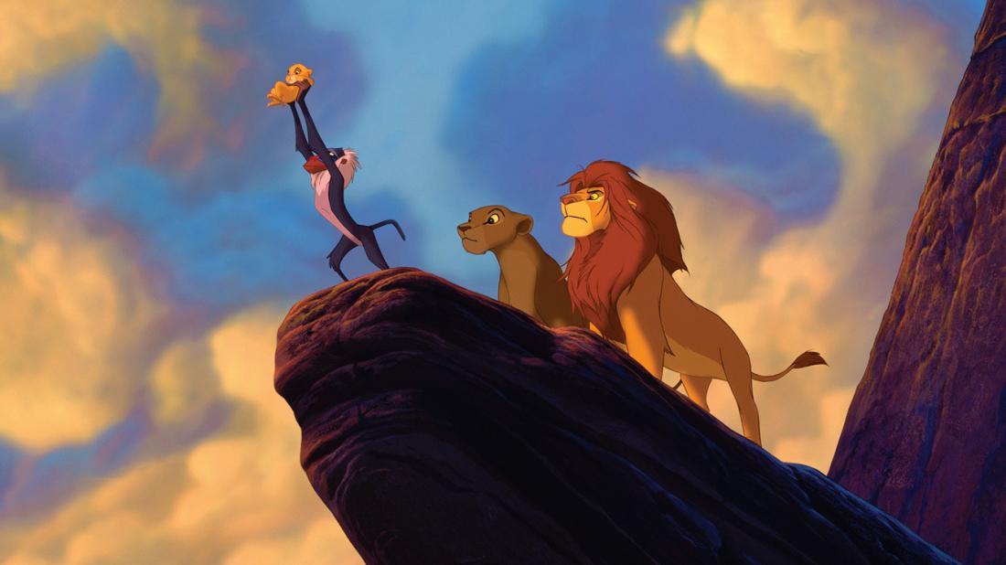 удильщиков картинка короля льва на скале едем
