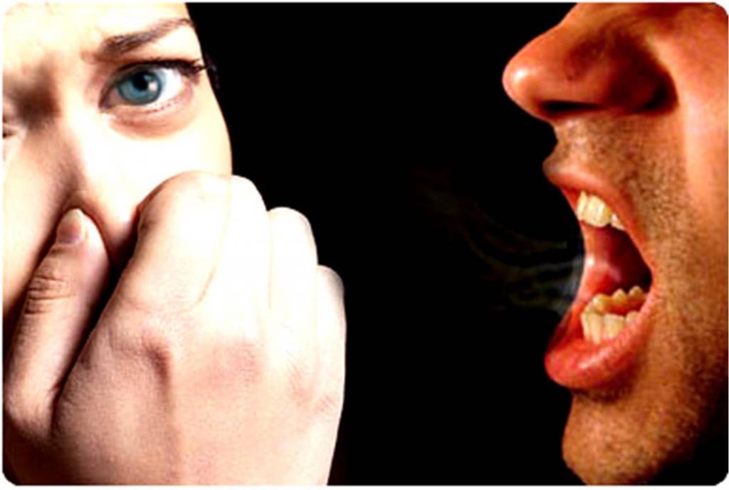 какой запах изо рта при заболевании печени