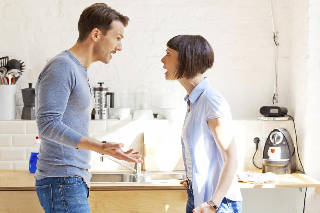 Ваш мозг — ваш враг: как сохранить спокойствие во время спора с любимым