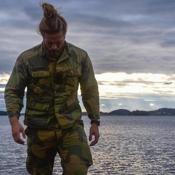 норвежский пехотинец фото игрушки шарики