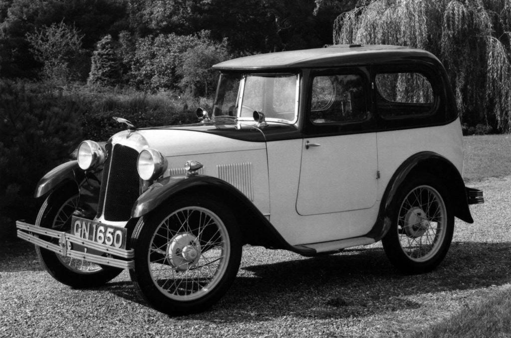 Как выглядели первые автомобили самых крупных автопроизводителей