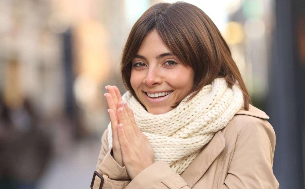 Почему у женщин часто мерзнут руки и ноги? Как это исправить