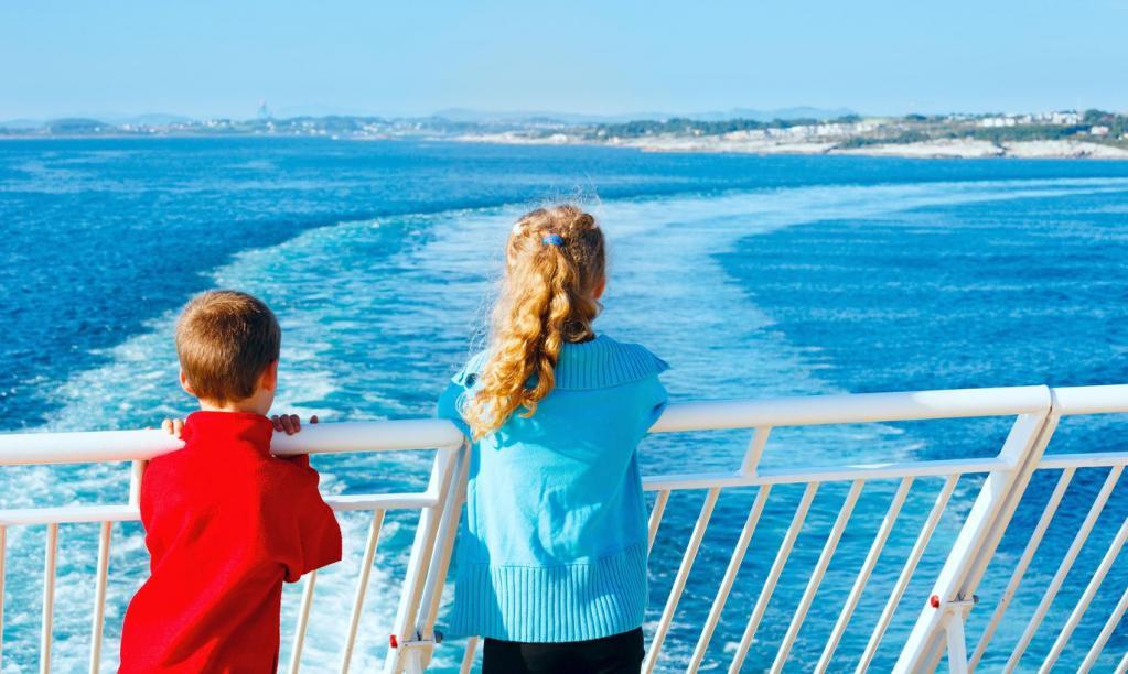 Как не только выжить, но и получить удовольствие, путешествуя с детьми