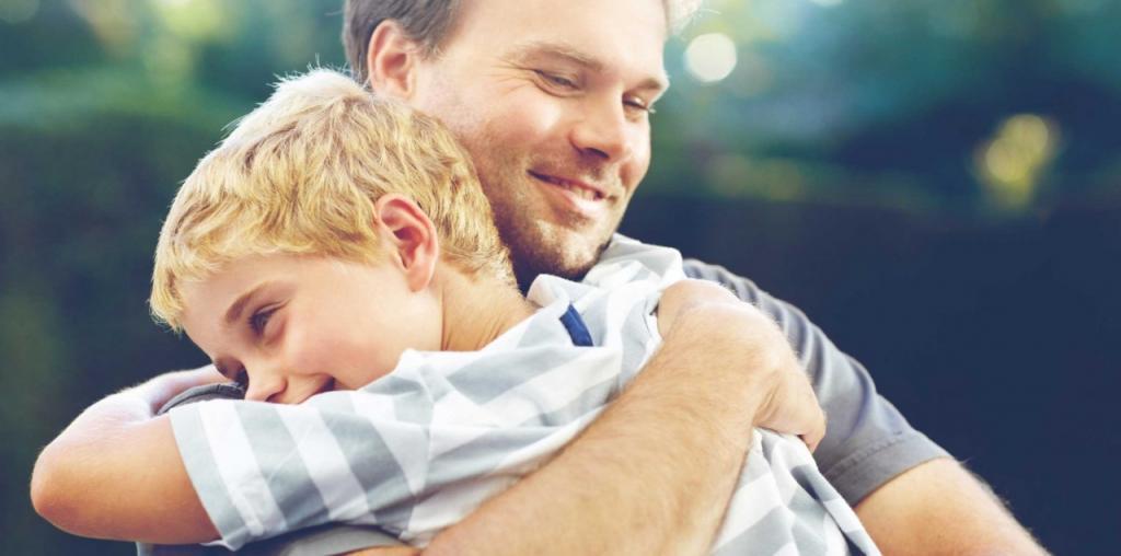 Хороший папа: что мешает им быть и каким видят отца дети