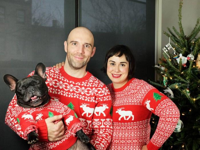 Интересная подборка странных, смешных и не очень удачных рождественских фотографий